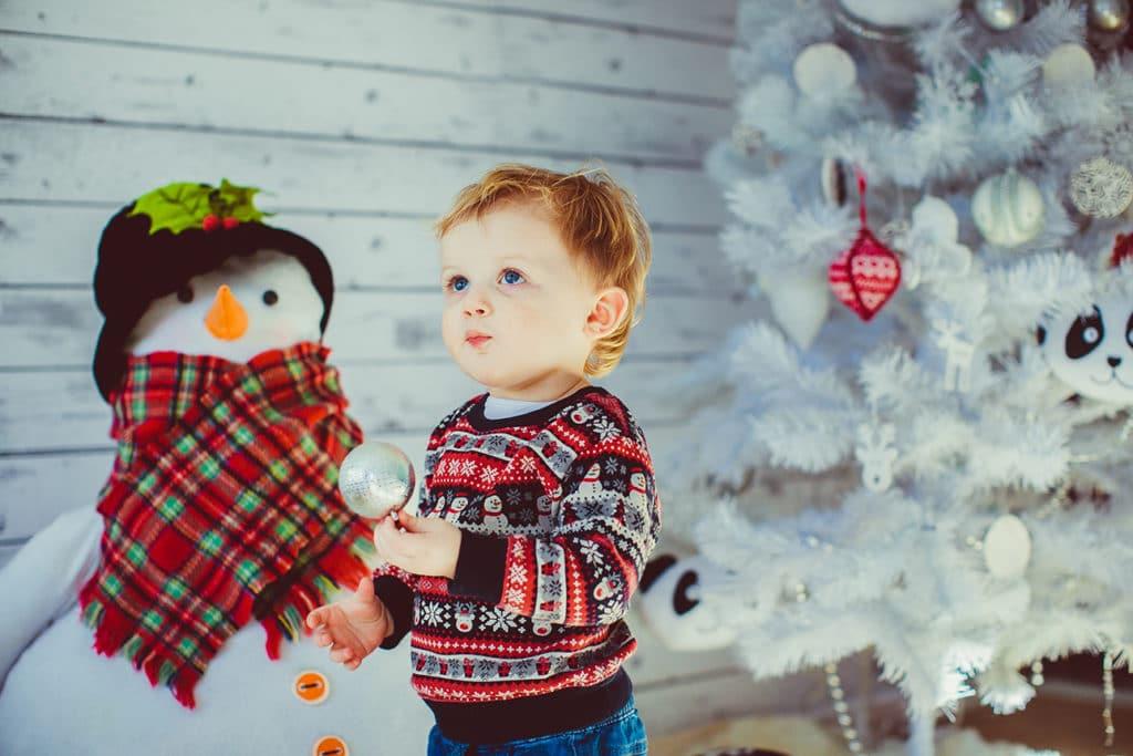Baby Weihnachtsideen Junge